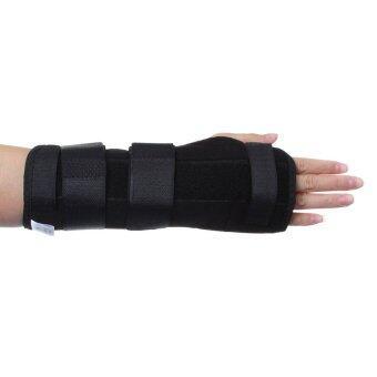Wrist Brace Support Splint For Carpal Tunnel Arthritis Sports Sprain Strain Pain Left M