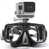 ขาย ซื้อ Wwang Diving Mask Snorkel Mask With Clear Tempered Glass For *D*Lt Diving No Scr*W Intl