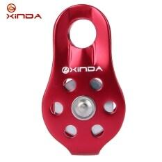 ซื้อ Xinda กลางแจ้งปีนเขาไต่เชือกรอกเดี่ยวตายตัวอุปกรณ์โรยตัวอยู่รอดN สีแดง ออนไลน์ จีน