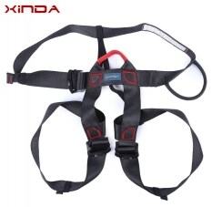 ราคา Xinda Xd A9501 Harness Bust Seat Belt Outdoor Rock Climbing Rappelling Equipment Black ที่สุด