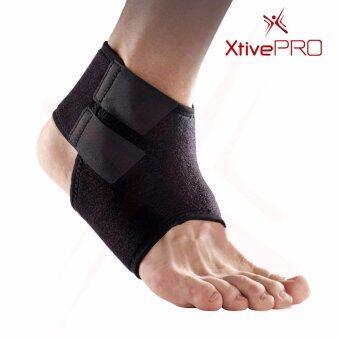 XtivePro Ankle Support ผ้าพันข้อเท้า ผ้ารัดข้อเท้า พยุงข้อเท้า สำหรับ เล่นกีฬา ฟิตเนส ป้องกันอาการบาดเจ็บ