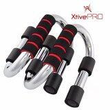 ซื้อ Xtivepro Push Up Bars อุปกรณ์วิดพื้น เสริมกล้ามอก สีแดง กรุงเทพมหานคร