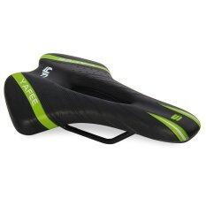 โปรโมชั่น Yafee Bicycle Saddle Seat Black And Green จีน