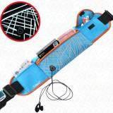 ราคา Yhl พรีเมียม กระเป๋าวิ่งแบบคาดเอว กระเป๋ากีฬาแบบคาดเอว กระเป๋าคาดเอว เข็มขัดวิ่ง ใส่โทรศัพท์มือถือกันน้ำได้ Premium Waterproof Sport Running Belt รุ่น Tb 01 ใหม่