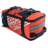 โปรโมชั่น Yika Roswheel 5L Cycling Bike Rear Seat Rack Trunk Pannier Shoulder Bag Orange ถูก