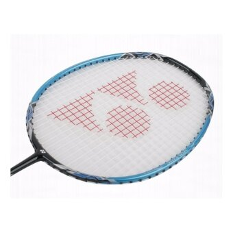 Yonex Korean Best-Selling 2017 New Released Badminton Racket Voltric Lite with a Head Cover Case. Renewal Version (Blackblue) - intl