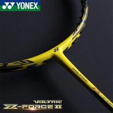 ขาย Yonex Vtzf 2Ld 4U Full Carbon Single Badminton Racket With Even Nails 26 28Lbs Suitable For Professional Player Training(Jp Version) Intl จีน ถูก