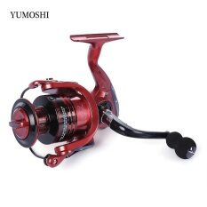 ขาย ซื้อ Yumoshi 13 1Bb Metal Spinning Reel Fishing Tackle With Foldable Handle Xf5000 Intl ใน จีน
