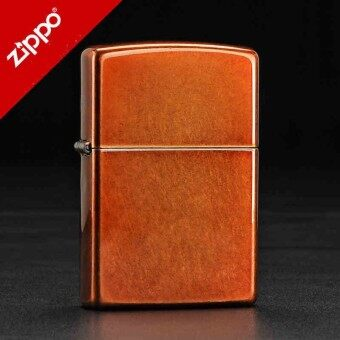 Zippo 21184 Toffee Finish Lighter สีทองแดง USA