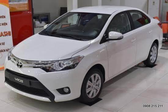 รถเช่าเชียงใหม่ Toyota Vios By Friends Car Rents.