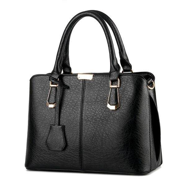 Womens Shoulder Bag Korean Hot Sales New Bag Women Top-Handle Handbag Satchel Shaped Shoulder Bag Handbag By Easy Travel Store.