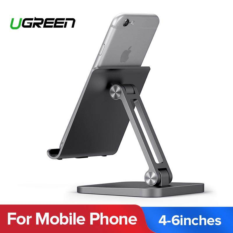 Kitchen Metal Full Rotation Clamp For iPhone6S 7 7Plus LG Samsung iPad Tablets