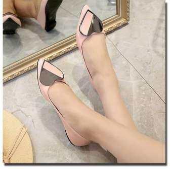 ✨✨ รองเท้าหุ้มส้น แฟชั่น รุ่นใหม่2018 รูปหัวใจ ของผู้หญิงเพื่อสุขภาพเก๋ๆ ✨✨