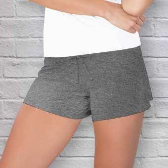 CARA คาร่า กางเกงขาสั้น รุ่น CPN-PPA008-GY สีเทา