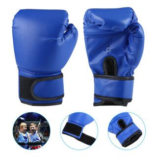 Thiết Bị Đào Tạo Chuyên Nghiệp Găng Tay Túi Tập Đấm Thoáng Khí Găng Tay Chiến Đấu Có Đệm Xốp 3-12 Tuổi Đá Đấm Bốc Găng Tay, Găng Tay Đấm Bốc Cho Trẻ Em Kickboxing thumbnail