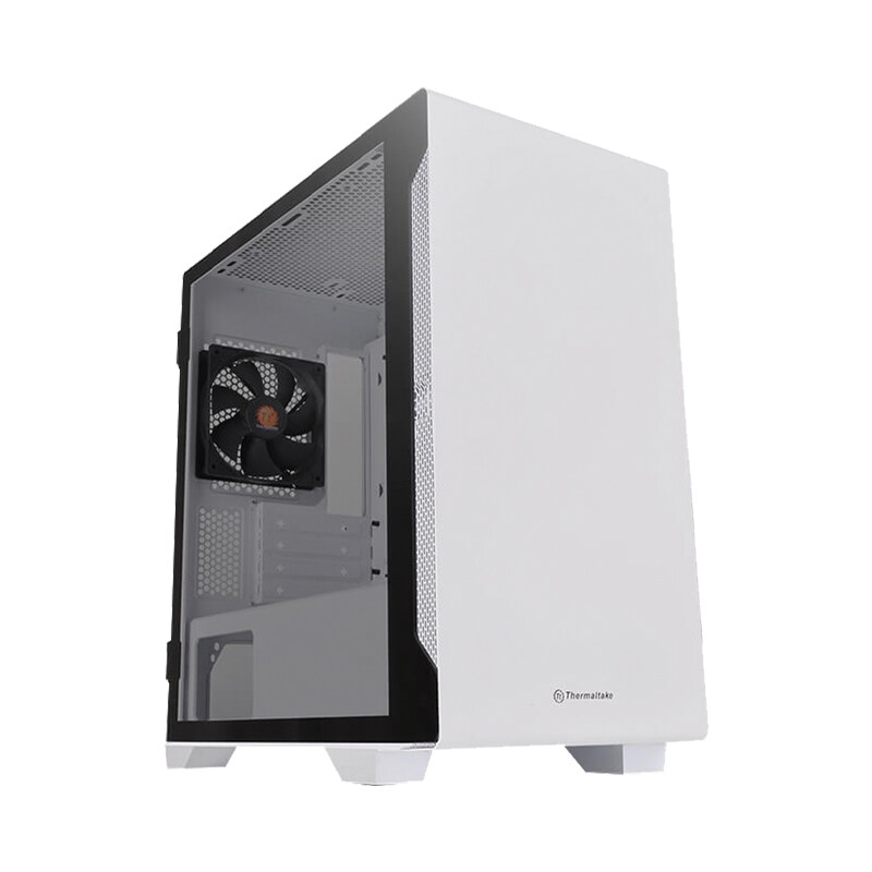 Matx Case (np) Thermaltake S100 Tg Snow (ca-1q9-00s6wn-00) Advice Online.