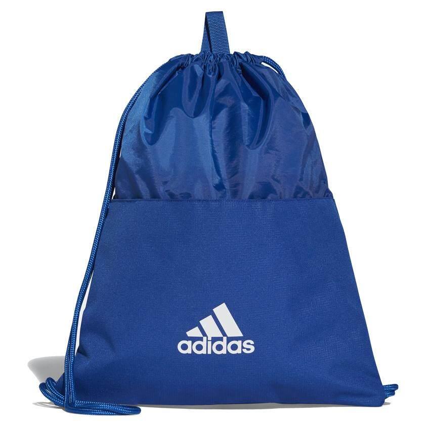 42342500b37a Adidas กระเป๋าสะพาย Adidas 3-Stripes Gym Bag DM7793 (Collegiate Royal White)