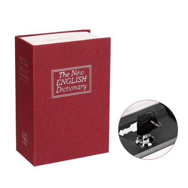 Hộp Bí Mật Từ Điển Hộp An Toàn Sách Tiền Ẩn Khóa An Ninh Tiền Mặt Đồng Tiền Lưu Trữ Khóa Tủ Đựng Đồ Cho Bé Tặng