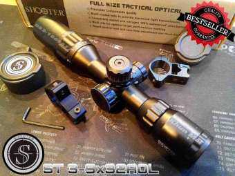 SHOOTER 3-9x32AOL กล้องยิงเร็ว