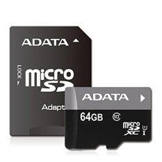 ส่วนลด 64Gb Calss10 Micro Sd Card With Adaptor Black Intl Unbranded Generic จีน