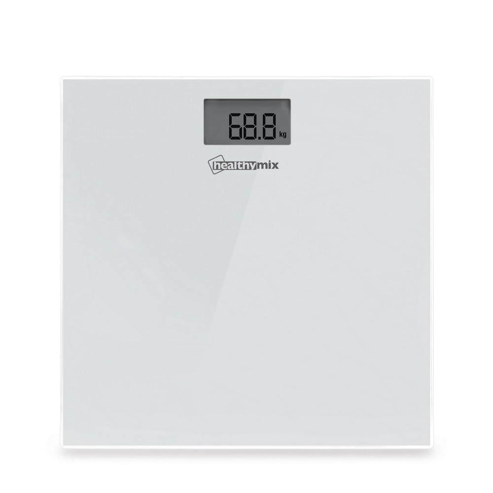 **ส่งฟรี100%kerry - เครื่องชั่งน้ำหนัก Healthy-Mix Body Scale Silver เครื่องชั่งน้ําหนัก ดิจิตอล เครื่องชั่ง เครื่องชั่งดิจิตอล Digital นน Mi Tanita Xiaomi ลดความอ้วน ยาลดความอ้วน เครื่องออกกําลังกาย ฟิตเนส ไขมัน กล้ามเนื้อ กระดูก อายุ Bmr Usb App 180 กก.