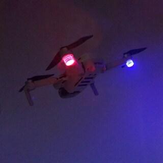 Mini Night Flying Light Signal Lamp Navigation Light for DJI Mavic Mini Drone Accessories Flash LED Light thumbnail