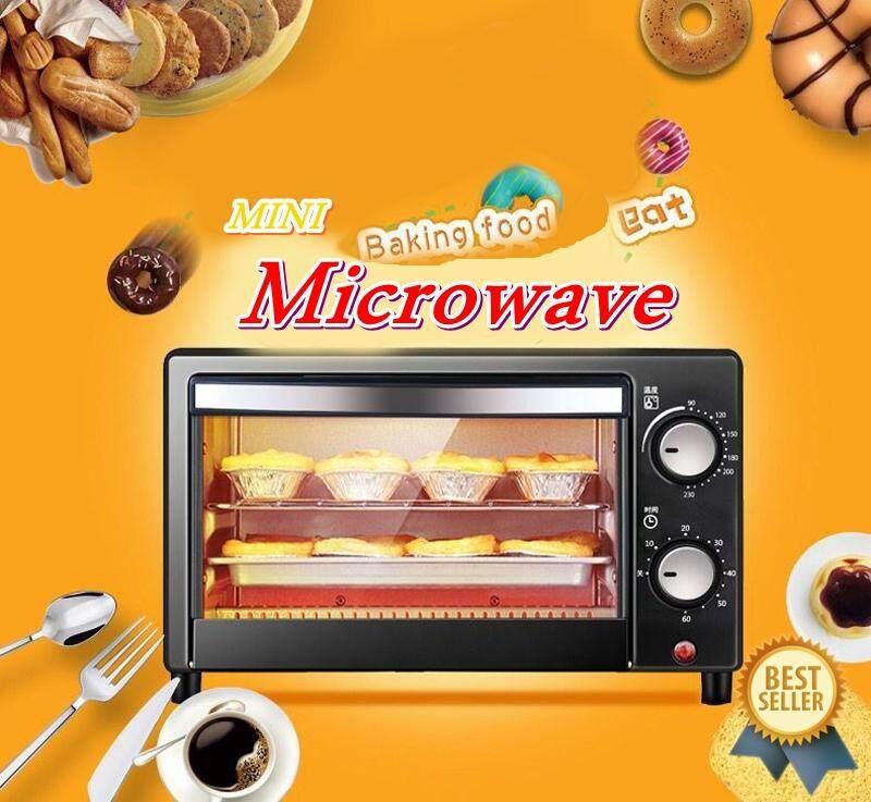 Mini Microwave ไมโครเวฟ ตั้งโต๊ะ ขนาดเล็ก เตออบไมโครเวฟ เตาอบไฟฟ้า เตาไมโครเวฟ