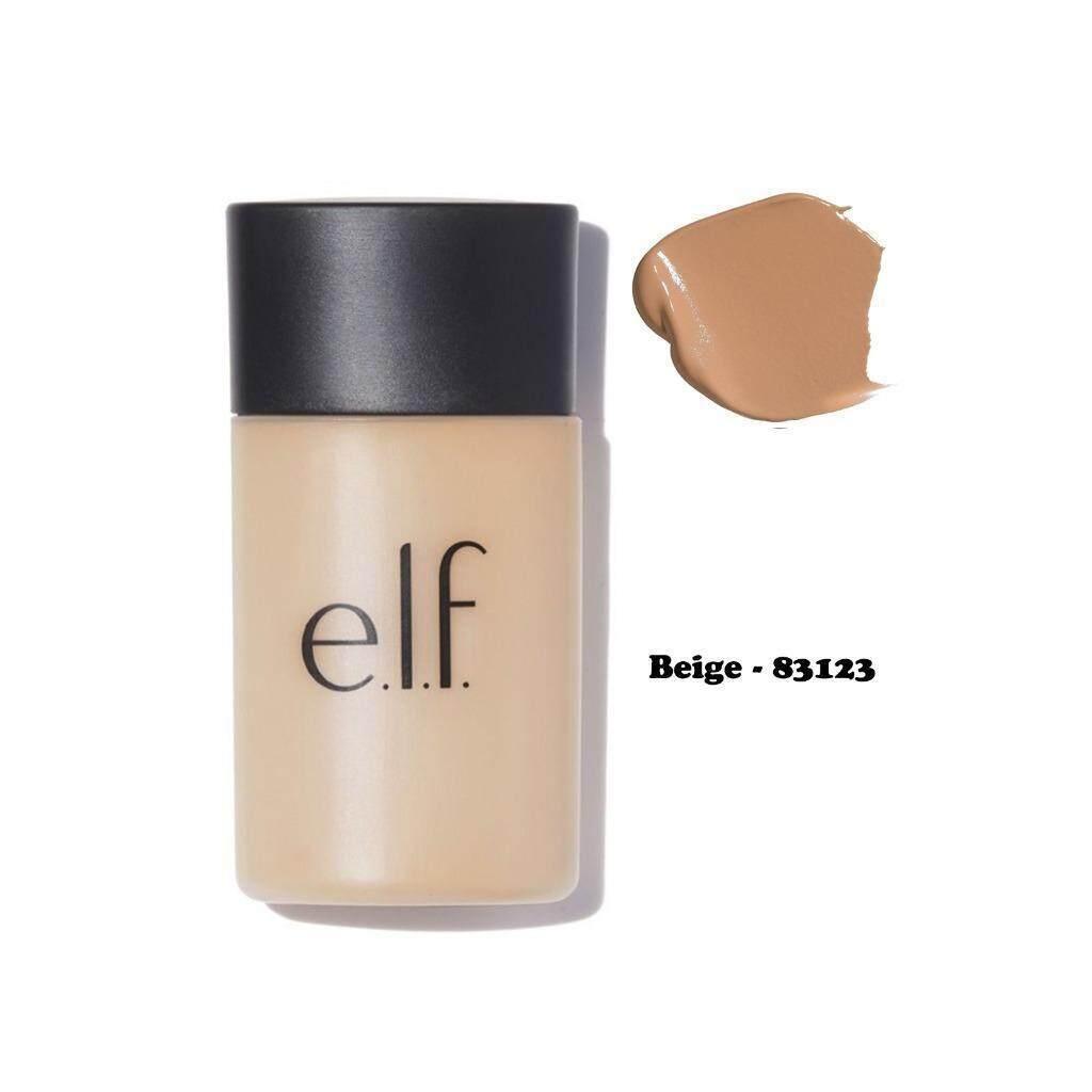 ELF Acne Fighting Foundation รองพื้นสูตรรักษาสิว สี Beigeสำหรับผิวสี medium