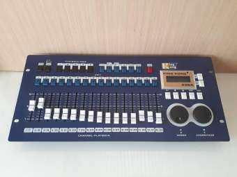 บอร์ดคุมไฟ Kingkong256A +แร็ค