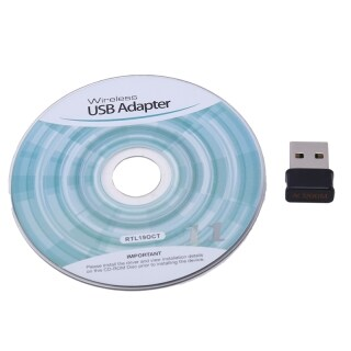Mini USB Wi-fi Adapter 1200Mbps Dual Band 2.4Ghz 5Ghz Wireless WiFi AC Adapter for Windows XP Vista 7 8 10 Mac thumbnail