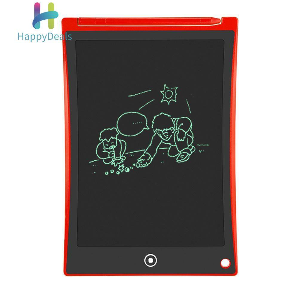 Happydeals8.5 Inch Lcd Electronic Writing Tablet Digital Drawing Handwriting Pad.