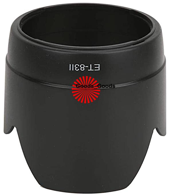 Et-83 Ii Lens Hood For Canon ใช้ได้กับเลนส์ทุกยี่ห้อ Ef 70 To 200mm F2.8l Usm Lens ฮู้ดกันกระแทก ฮู้ดลดแสง ฮู้ด แคนอน J1621.
