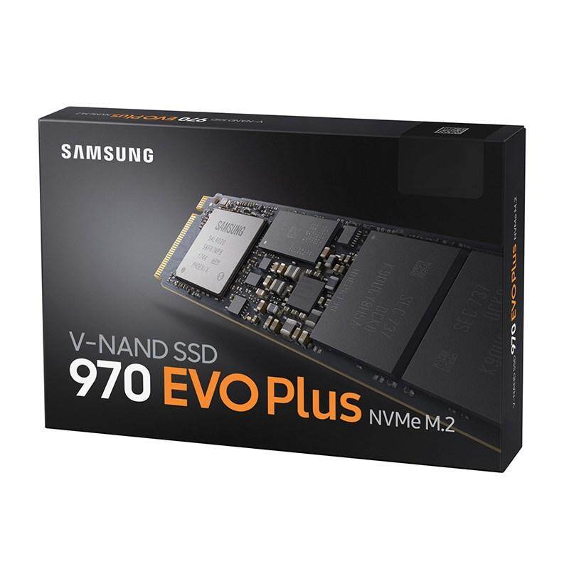 Samsung 2TB 970 EVO Plus M.2 NVMe SSD  - ชี้เป้า Samsung 970 EVO Plus 1TB ราคา 5,999 บาท 2TB ราคา 16,999 บาท