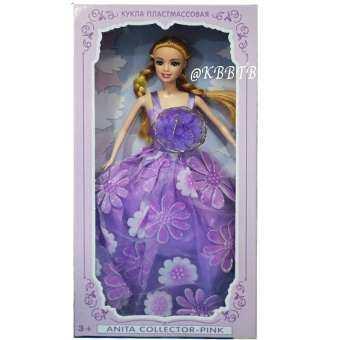 patipan toy   ตุ๊กตาบาร์บี้ ตุ๊กตาสาวน้อยน่ารัก ชุดกระโปรงน่ารักสดใส A610-F4-