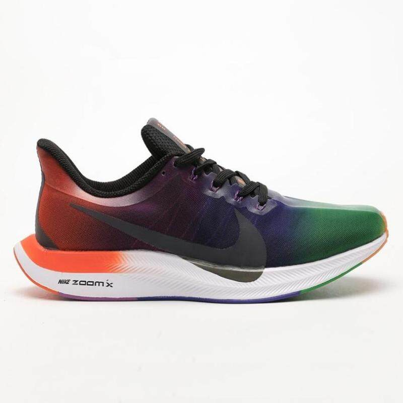 NIKE_ air Zoom Pegasus Turbo 35 x Men Running Shoes Wear-resistant Outdoor Breathable Sports Athletic