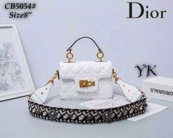 กระเป๋าถือ กระเป๋าสะพายไหล่ กระเป๋าสะพายพาดลำตัวDior-