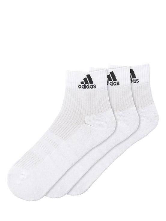 ถุงเท้า 3s Per An Hc 3p รุ่น AA2285 สีขาว