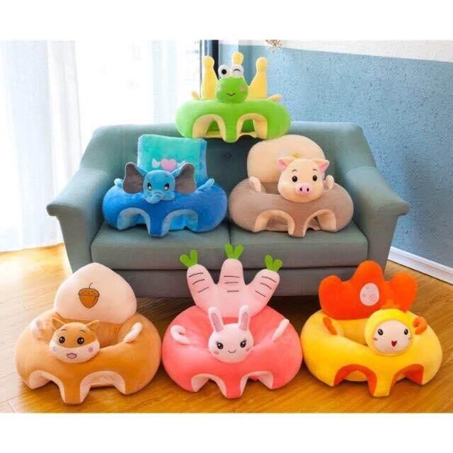 โปรโมชั่น โซฟาเด็ก เบาะหัดนั่ง โซฟาหัดนั่ง หัดนั่ง รูปสัตว์ โซฟาหัดนั่ง เบาะหัดนั่ง เก้าอี้โซฟาหัดนั่ง