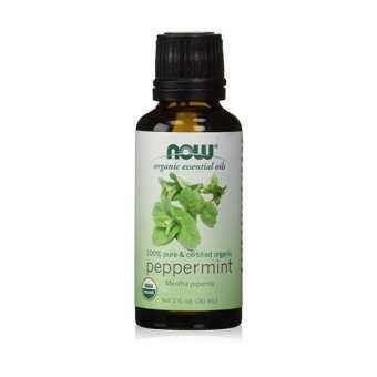 Now Organic Essential Oils (30 ml) น้ำมันหอมระเหยบริสุทธิ์ 100% สูตรออแกนิค-