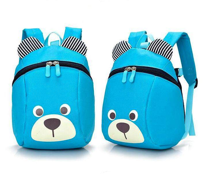 Adshop กระเป๋าเป้สะพายหลังสำหรับเด็ก เป้จูง กระเป๋าเด็ก กระเป๋าสะพายหลัง รุ่นใหม่ ปรับปรุงคุณภาพ ดีกว่าเดิม