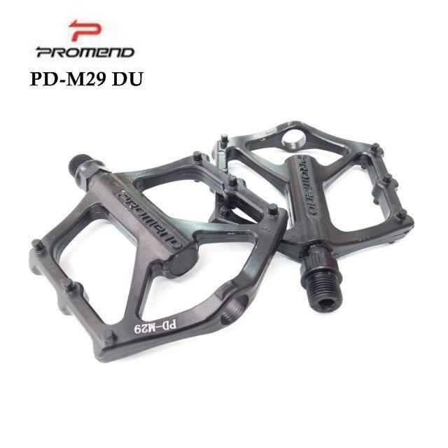 บันไดจักรยาน Promend Pd-M29 บันไดอลูมิเนียม ระบบ Du แกนใหญ่.