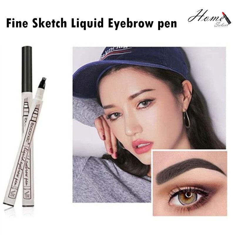 ดินสอเขียนคิ้ว Fine Sketch Liquid Eyebrow Pen.