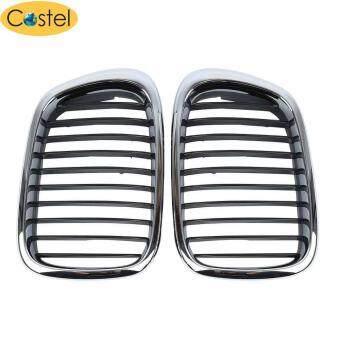 Costel 2X ด้านหน้ากีฬาไต Grills เหมาะกับ BMW E39 5 Series 97-03 - INTL
