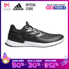 adidas RUNNING Giày RapidaRun Unisex Màu đen FY6547