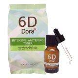 ขาย ซื้อ ออนไลน์ 6D Dora Intensive Whitening Toner 6D Dora โทนเนอร์สลายฝ้า กระ