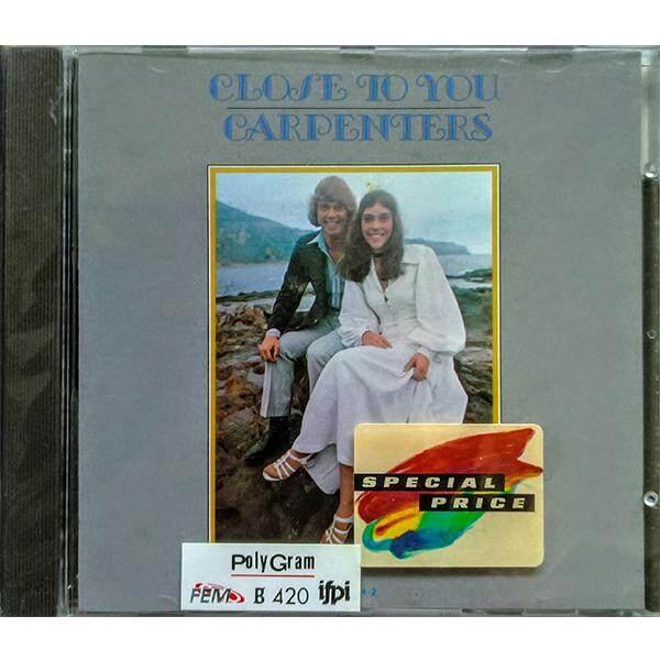 Cd Carpenters - Close To You By Yin Yang Shop.