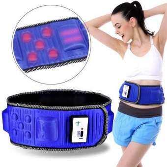 Slimming Belts x5 slim เข็มขัดไฟฟ้าสั่นสลายไขมัน-