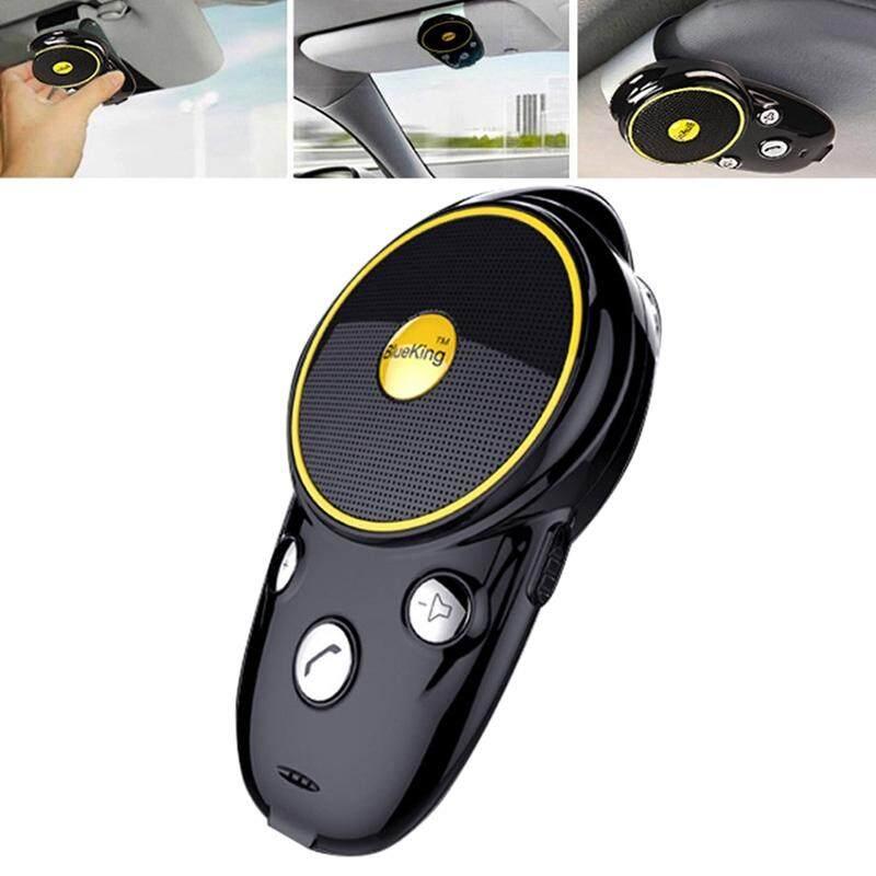 Offer Khuyến Mại Blueking Car Visor Bluetooth Handsfree Kit Wireless Bluetooth Speaker Phone Mp3 Music Player Sun Visor Speaker