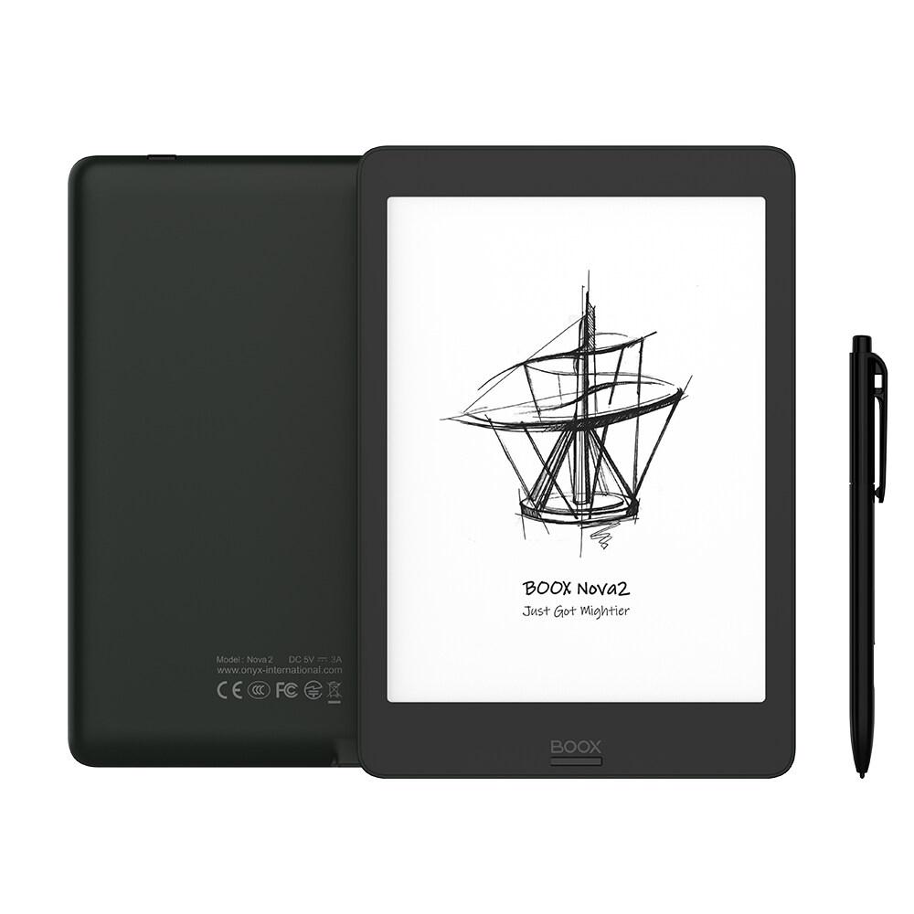 Tablet E-Reader ถนอมสายตา Boox Nova2 7.8 จดบันทึกได้ เหมาะสำหรับอ่าน Epub,pdf  ลงแอพ Hytexts/meb/kindleได้ รุ่นใหม่ 2020.