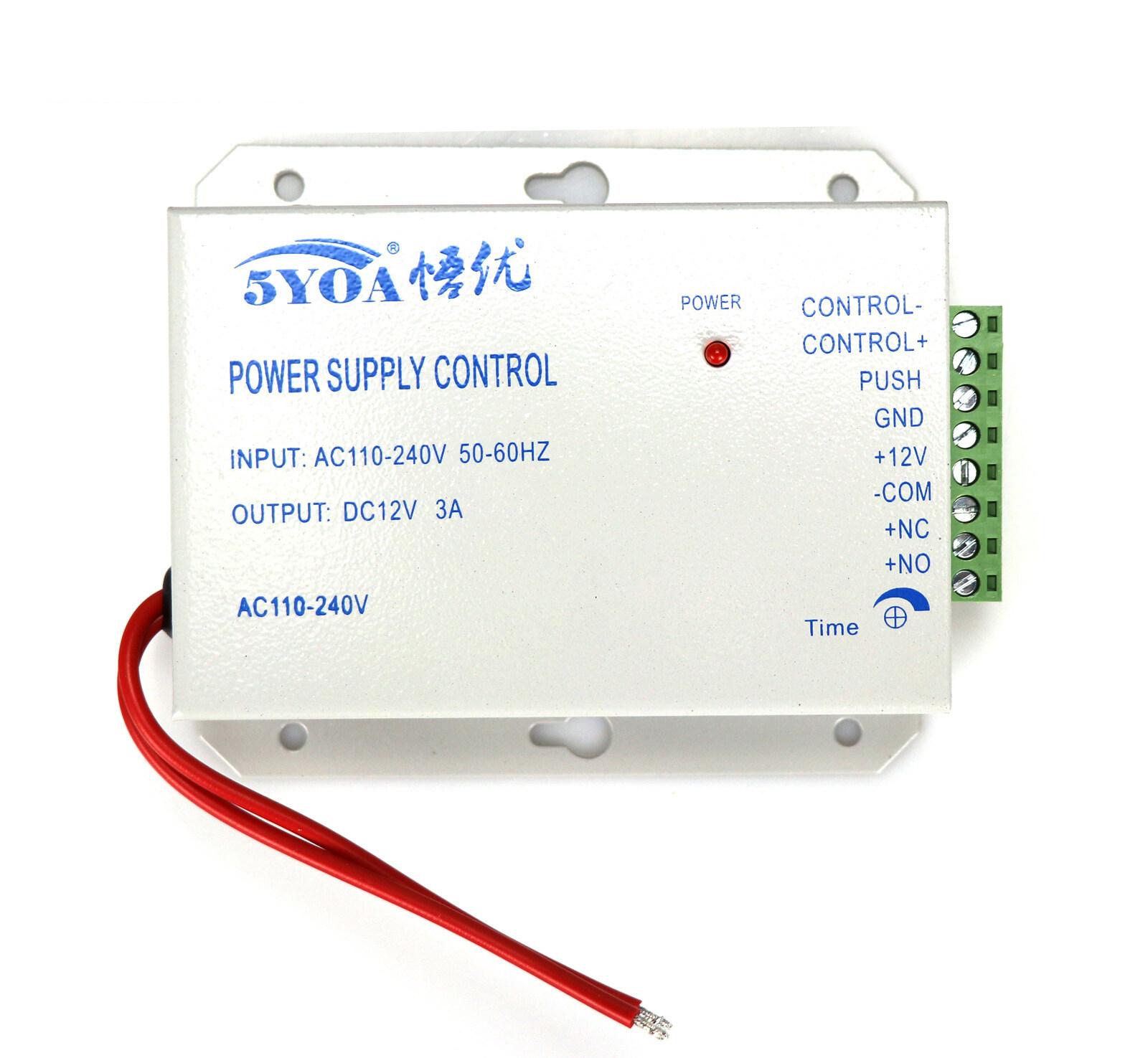 Power Supply Keycard Access Control Dc12v 3a.
